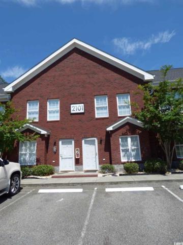 2101 Firebird Ln. #10, Myrtle Beach, SC 29577 (MLS #1917447) :: Jerry Pinkas Real Estate Experts, Inc
