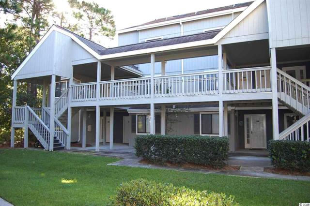 1920 Bent Grass Dr. 36-J, Surfside Beach, SC 29575 (MLS #1917470) :: The Hoffman Group
