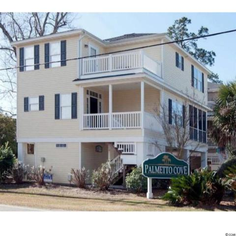 1011 Sabal Palm Way, Surfside Beach, SC 29575 (MLS #1917533) :: Welcome Home Realty