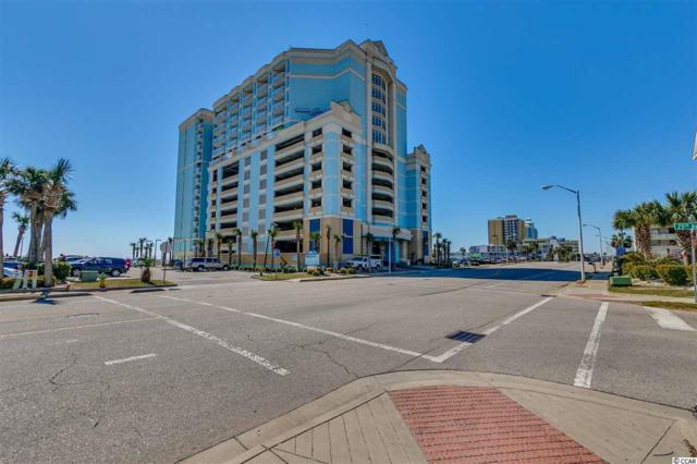 2501 S Ocean Blvd. #401, Myrtle Beach, SC 29577 (MLS #1917537) :: SC Beach Real Estate