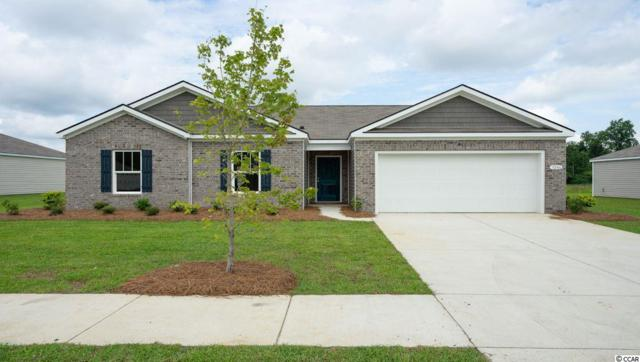 629 Coquina Bay Dr., Conway, SC 29526 (MLS #1917571) :: The Litchfield Company