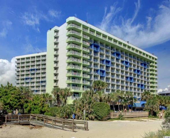 1105 S Ocean Blvd. #1050, Myrtle Beach, SC 29577 (MLS #1917587) :: The Trembley Group | Keller Williams
