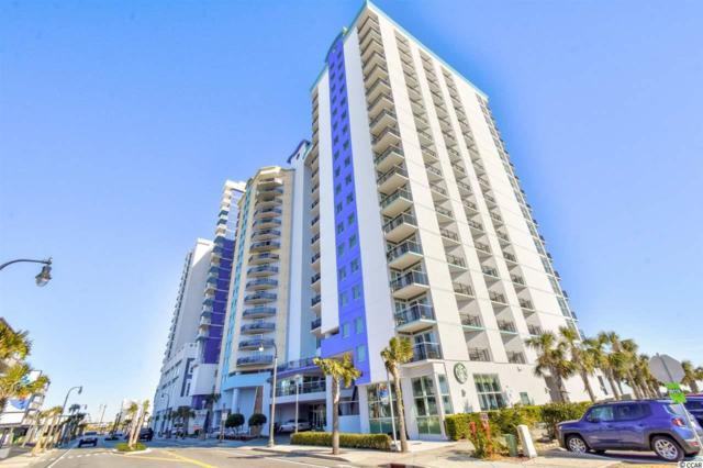504 N Ocean Blvd. #1206, Myrtle Beach, SC 29577 (MLS #1917601) :: The Litchfield Company