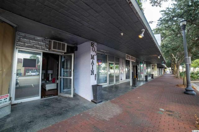 803-B Main St., Myrtle Beach, SC 29577 (MLS #1917606) :: James W. Smith Real Estate Co.