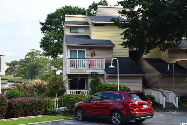 9553 Edgerton Dr. D-1, Myrtle Beach, SC 29572 (MLS #1917609) :: Garden City Realty, Inc.