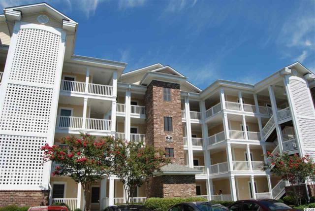 4825 Luster Leaf Circle #101, Myrtle Beach, SC 29577 (MLS #1917623) :: Garden City Realty, Inc.