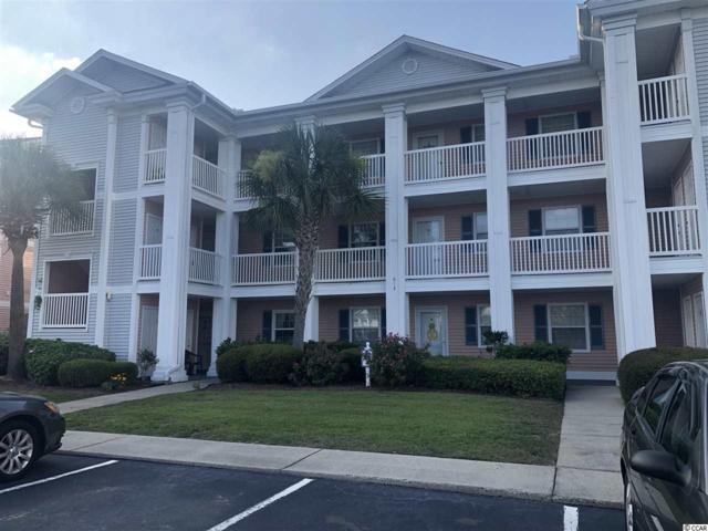 613 Waterway Village Blvd 4-D, Myrtle Beach, SC 29579 (MLS #1917661) :: James W. Smith Real Estate Co.