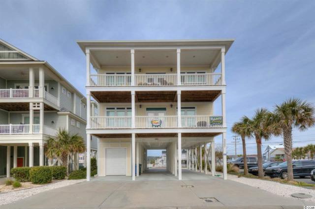 5207 North Ocean Blvd., North Myrtle Beach, SC 29582 (MLS #1917667) :: Garden City Realty, Inc.