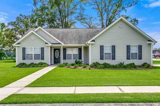 1007 Green Fir Loop, Conway, SC 29527 (MLS #1917720) :: The Litchfield Company