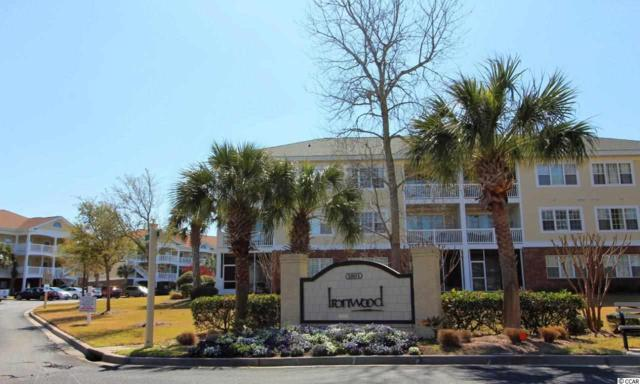 5801 Oyster Catcher Dr. #211, North Myrtle Beach, SC 29582 (MLS #1917723) :: The Hoffman Group