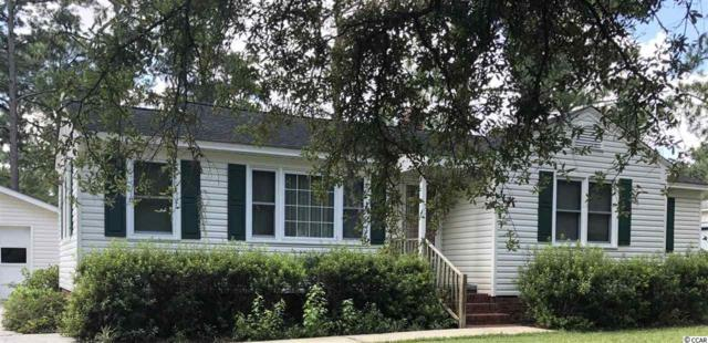405 Hill St., Georgetown, SC 29440 (MLS #1917765) :: The Greg Sisson Team with RE/MAX First Choice