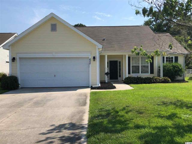 420 Shadow Creek Ct., Myrtle Beach, SC 29588 (MLS #1917788) :: The Litchfield Company