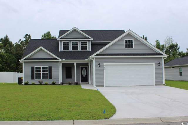 312 Canberra Ct., Aynor, SC 29511 (MLS #1918685) :: The Litchfield Company