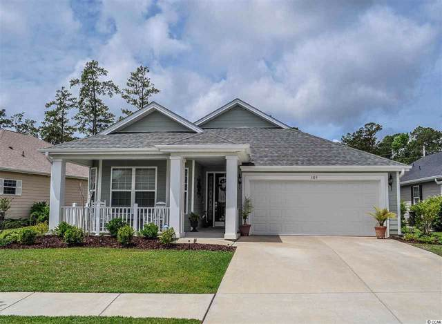 589 Grand Cypress Way, Murrells Inlet, SC 29576 (MLS #1918707) :: The Litchfield Company