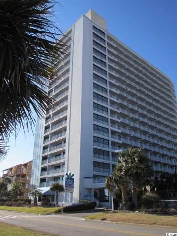 5511 N Ocean Blvd. #506, Myrtle Beach, SC 29577 (MLS #1918741) :: James W. Smith Real Estate Co.