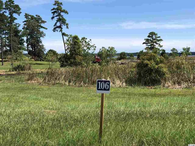 Lot # 106 South Bay St., Georgetown, SC 29440 (MLS #1918748) :: Jerry Pinkas Real Estate Experts, Inc