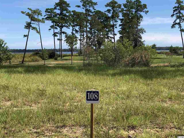 Lot # 108 South Bay St., Georgetown, SC 29440 (MLS #1918749) :: Jerry Pinkas Real Estate Experts, Inc