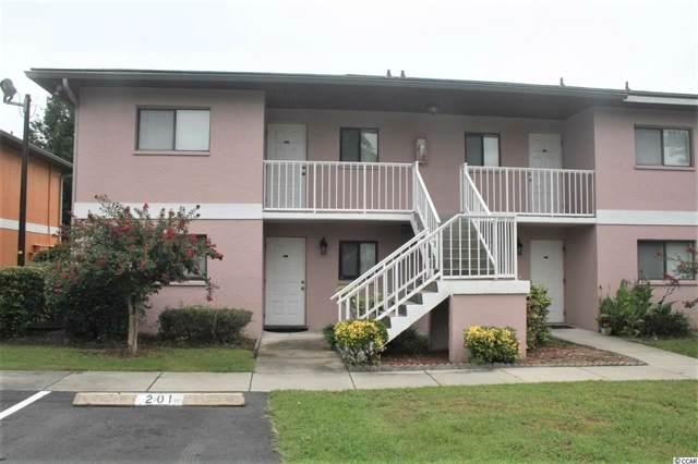 1301 Pridgen Rd. #205, Myrtle Beach, SC 29577 (MLS #1918769) :: Garden City Realty, Inc.