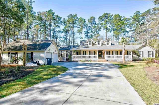 4705 Harness Ln., Murrells Inlet, SC 29576 (MLS #1918787) :: SC Beach Real Estate