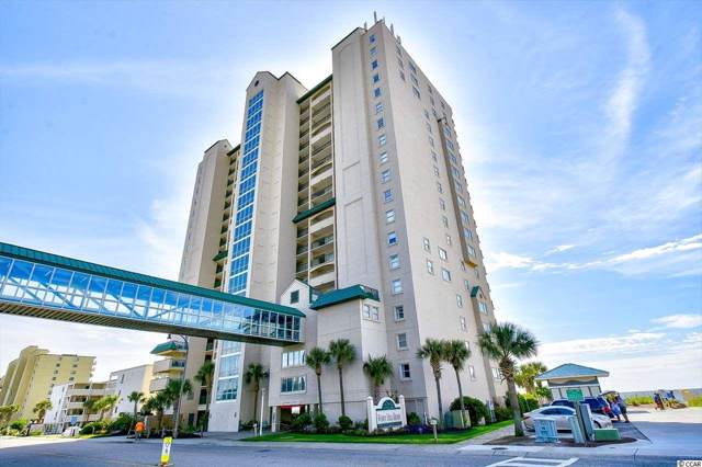 3805 S Ocean Blvd. #103, North Myrtle Beach, SC 29582 (MLS #1918802) :: Berkshire Hathaway HomeServices Myrtle Beach Real Estate