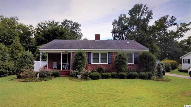 917 Willcox Ave., Marion, SC 29571 (MLS #1918817) :: The Hoffman Group