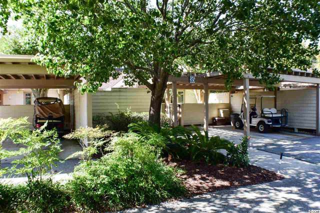 430 Ocean Creek Dr. #35, Myrtle Beach, SC 29572 (MLS #1918852) :: The Litchfield Company