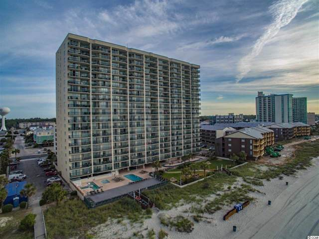 102 N Ocean Blvd. N #1301, North Myrtle Beach, SC 29582 (MLS #1918862) :: Leonard, Call at Kingston