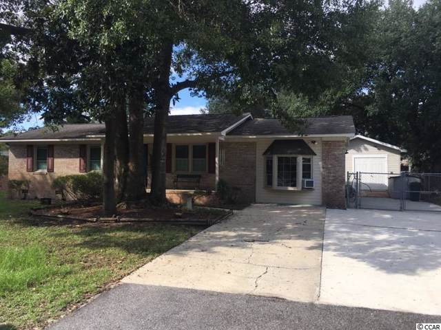 607 Lincoln Ave., Conway, SC 29526 (MLS #1918867) :: SC Beach Real Estate