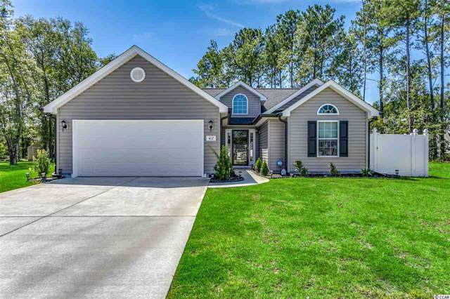417 Cheticamp Ct., Conway, SC 29527 (MLS #1918936) :: Jerry Pinkas Real Estate Experts, Inc