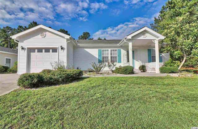 100 Lakeside Crossing Dr., Conway, SC 29526 (MLS #1918951) :: The Greg Sisson Team with RE/MAX First Choice