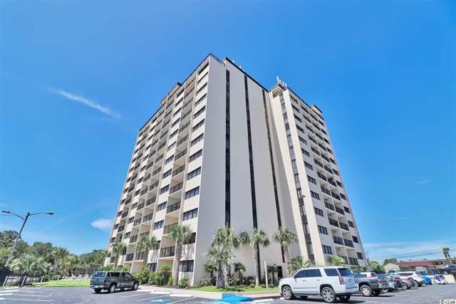 601 Mitchell St. #1408, Myrtle Beach, SC 29577 (MLS #1918956) :: Garden City Realty, Inc.