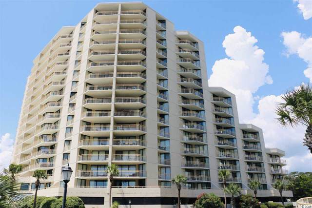 101 Ocean Creek Dr. Dd-7, Myrtle Beach, SC 29572 (MLS #1918970) :: The Hoffman Group