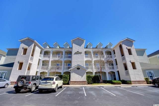 1017 World Tour Blvd. #303, Myrtle Beach, SC 29579 (MLS #1918977) :: Jerry Pinkas Real Estate Experts, Inc