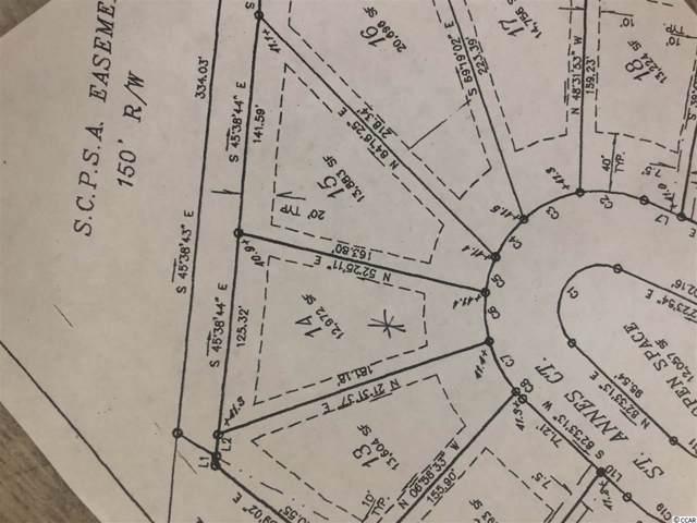 4388 Saint Annes Ct., Myrtle Beach, SC 29579 (MLS #1918997) :: SC Beach Real Estate