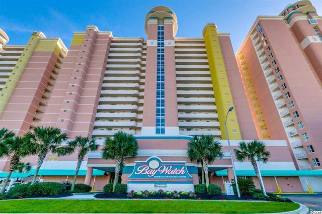 2701 S Ocean Blvd. #609, North Myrtle Beach, SC 29582 (MLS #1919002) :: The Litchfield Company