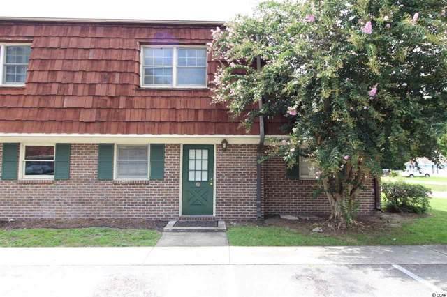 1025 Carolina Rd. O-4, Conway, SC 29526 (MLS #1919024) :: Jerry Pinkas Real Estate Experts, Inc