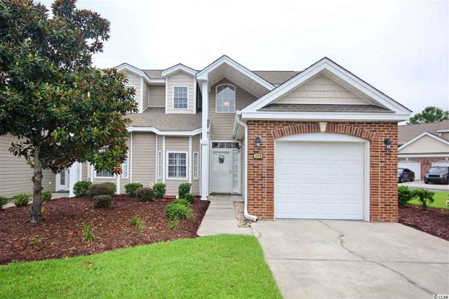 129 Cart Crossing Dr. #104, Conway, SC 29526 (MLS #1919044) :: The Hoffman Group