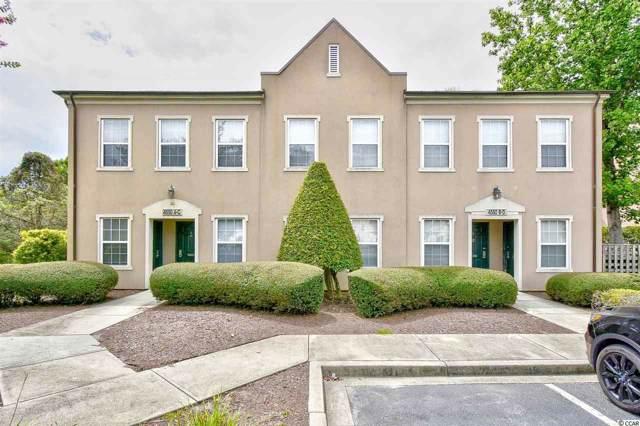 4550 Girvan Dr. D, Myrtle Beach, SC 29579 (MLS #1919064) :: James W. Smith Real Estate Co.