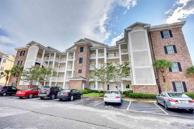 4886 Luster Leaf Circle #402, Myrtle Beach, SC 29577 (MLS #1919078) :: The Litchfield Company