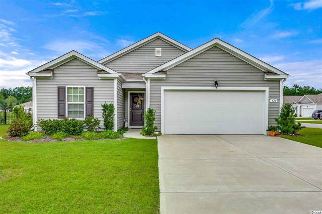 521 Affinity Dr., Myrtle Beach, SC 29588 (MLS #1919085) :: The Hoffman Group