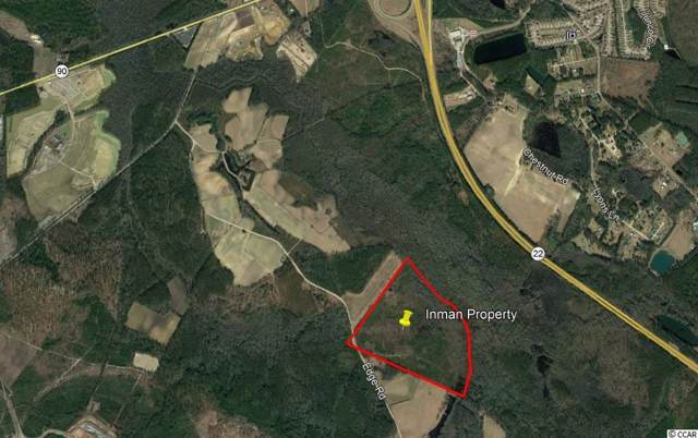 TBD Edge Rd., Conway, SC 29526 (MLS #1919091) :: Jerry Pinkas Real Estate Experts, Inc