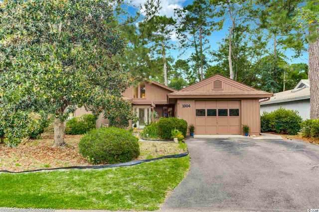1004 Cedarwood Circle, Myrtle Beach, SC 29572 (MLS #1919116) :: Jerry Pinkas Real Estate Experts, Inc