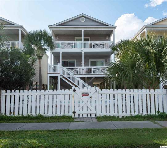 111B Youpon Dr., Surfside Beach, SC 29575 (MLS #1919119) :: The Hoffman Group