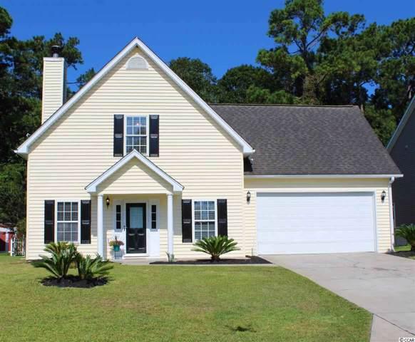 152 Clovis Circle, Myrtle Beach, SC 29579 (MLS #1919148) :: Jerry Pinkas Real Estate Experts, Inc
