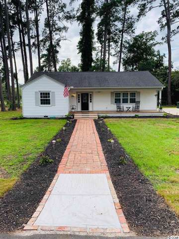 1301 Woody Ln., Conway, SC 29526 (MLS #1919150) :: The Hoffman Group