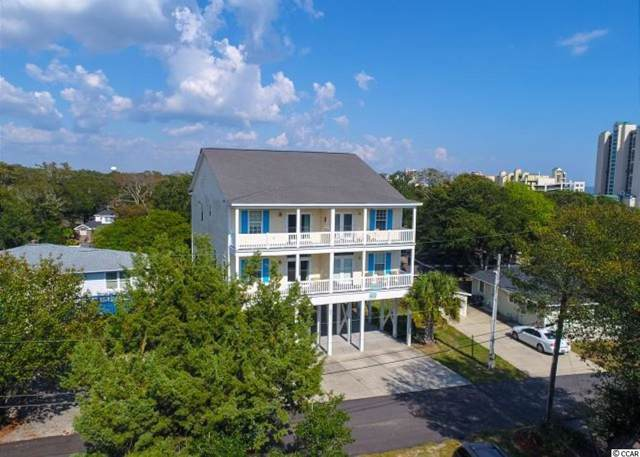 404 A 42nd Ave. S A, North Myrtle Beach, SC 29582 (MLS #1919155) :: James W. Smith Real Estate Co.