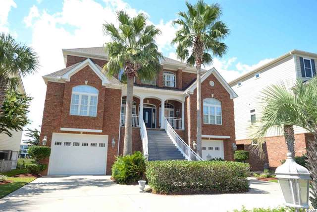 1607 Waterway Dr., North Myrtle Beach, SC 29582 (MLS #1919174) :: Right Find Homes