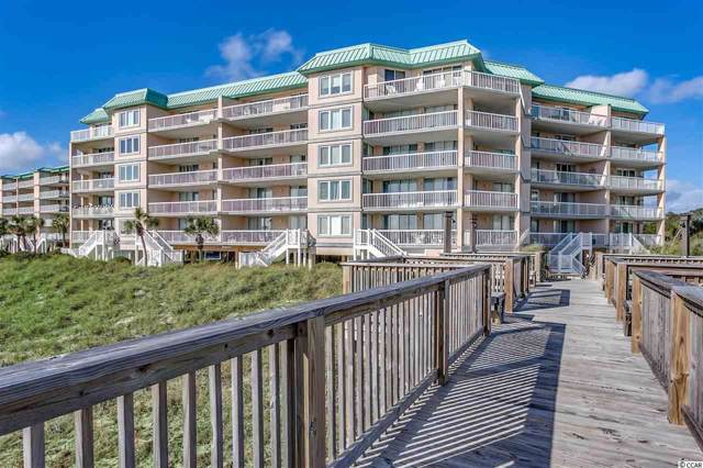 145 S Dunes Dr. #201, Pawleys Island, SC 29585 (MLS #1919185) :: The Litchfield Company