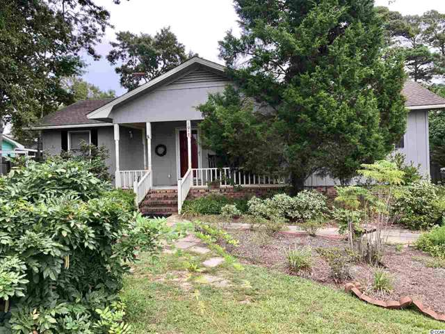 1012 10th Ave. N, Surfside Beach, SC 29575 (MLS #1919188) :: The Litchfield Company