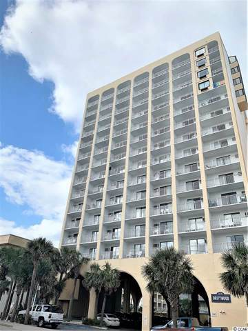 1207 South Ocean Blvd. #51207, Myrtle Beach, SC 29577 (MLS #1919212) :: Berkshire Hathaway HomeServices Myrtle Beach Real Estate